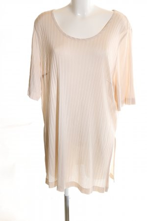 THEA 42 plus T-Shirt creme Business-Look