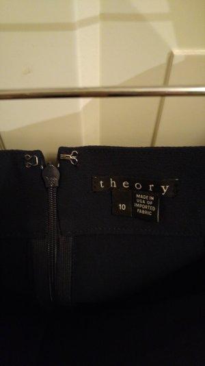 Theory Designer Rock, dunkelblau, wie neu, Größe 10 (40)