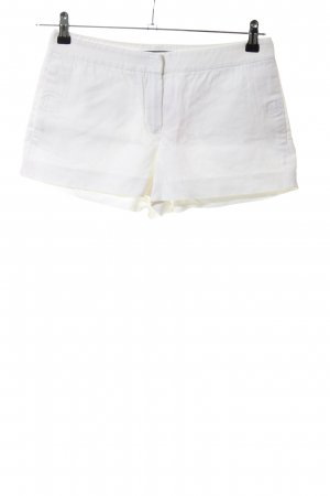 Theory Hot Pants weiß Casual-Look