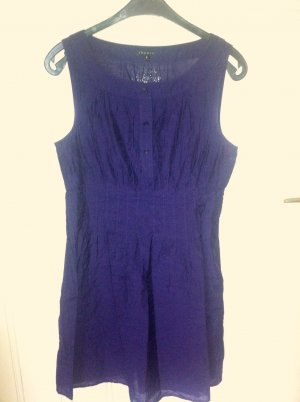 Theory Kleid transparent/dunkelviolett