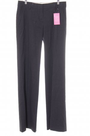 Theory Marlene Trousers dark grey casual look