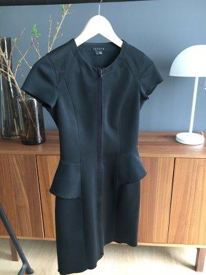 Theory peplum Neopren Dress Kleid XS 34 Designer
