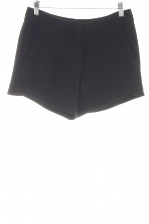 Theory Shorts schwarz Casual-Look
