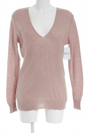 Theory Strickpullover altrosa Casual-Look
