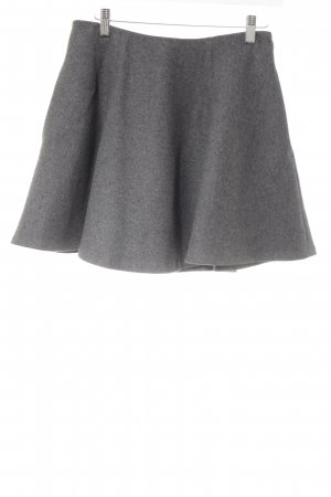 Theory Circle Skirt grey casual look
