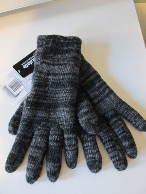 Thermal Gloves black-dark grey