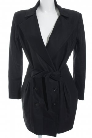 Theyskens' Theory Trench Coat black casual look