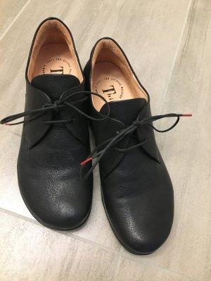 THINK! BESSA Think Schuhe Halbschuhe schwarz, Gr. 40, Neu und ungetragen