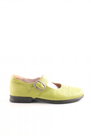 Think! Mary Janes primrose casual look