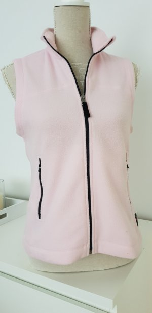 Think Pink Fleece Weste Gr. S
