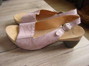 Think! Sandales confort rose clair