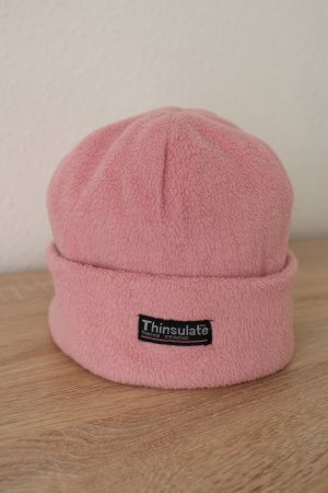 Fabric Hat pink-pink