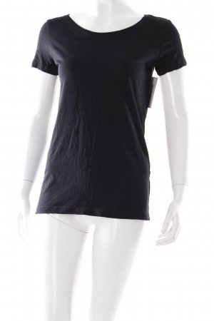 ThokkThokk T-Shirt schwarz schlichter Stil