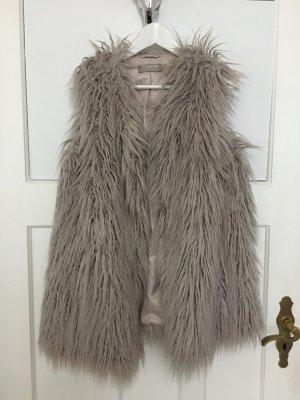 Thom by Thomas Rath Fake Fur Weste lila