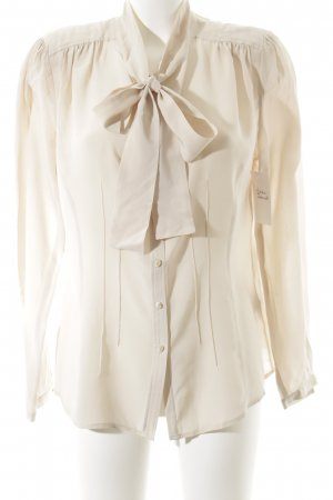 Thom by Thomas Rath Hemd-Bluse creme Casual-Look