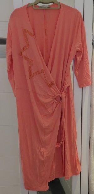 Midi Dress apricot
