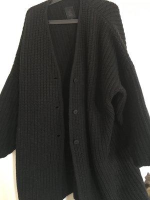 Thom Krom Oversized Wool Cardigan