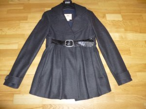 Burberry Wool Jacket grey mixture fibre