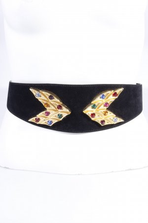 Thomas Greg waist belt with gemstones