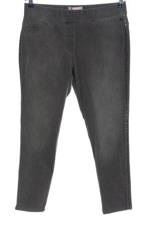 Thomas Rath 7/8 Jeans hellgrau Casual-Look