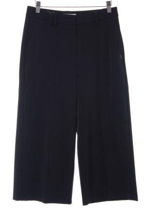 Thomas Rath Culottes dunkelblau-schwarz Marine-Look
