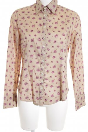 Thomas Rath Long Sleeve Blouse flower pattern business style