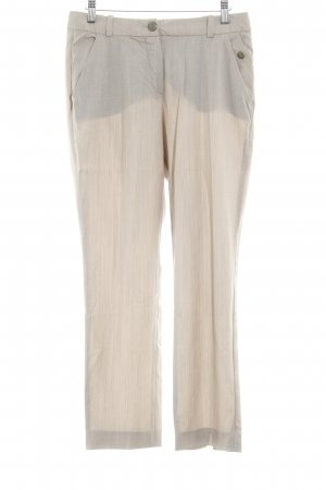 Thomas Rath Woolen Trousers light grey classic style