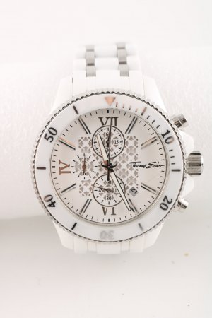 Thomas Sabo Analog Watch white-silver-colored casual look