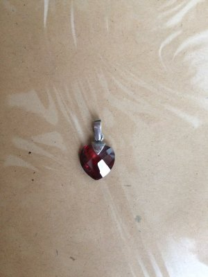 Thomas Sabo Pendant silver-colored-carmine