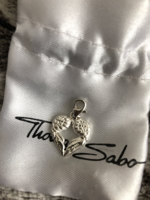 Thomas Sabo Dije color plata