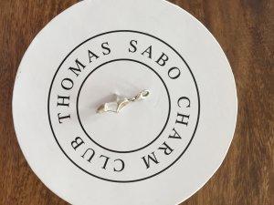 Thomas Sabo Anhänger Charm Schuh echte Silber