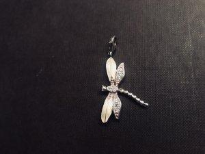 Thomas Sabo Anhänger Libelle, Silber mit Steinen
