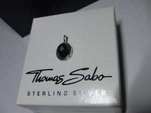 Thomas Sabo Hanger zwart-zilver Zilver