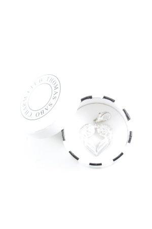 Thomas Sabo Hanger zilver Herzmuster elegant
