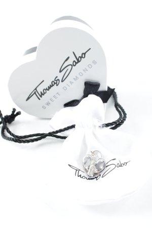 Thomas Sabo Colgante color plata Herzmuster estilo romántico
