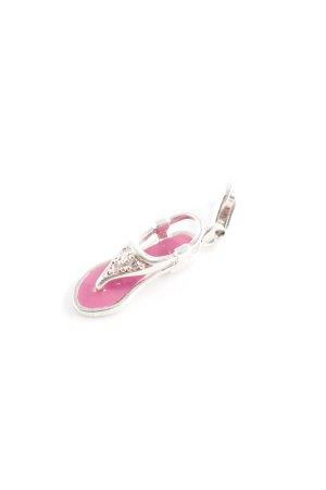 Thomas Sabo Pendant silver-colored-pink beach look