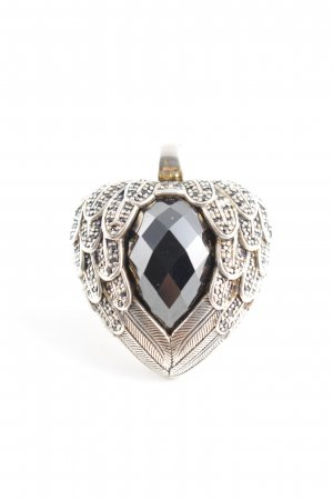 Thomas Sabo Pendant silver-colored-black elegant