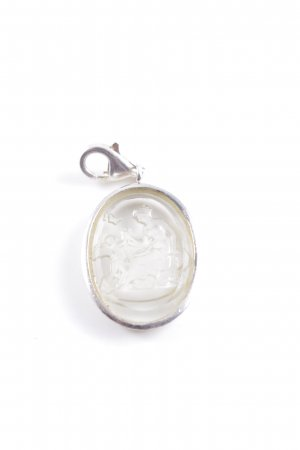 Thomas Sabo Hanger zilver transparante uitstraling