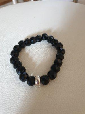 Thomas Sabo Bracelet black-silver-colored