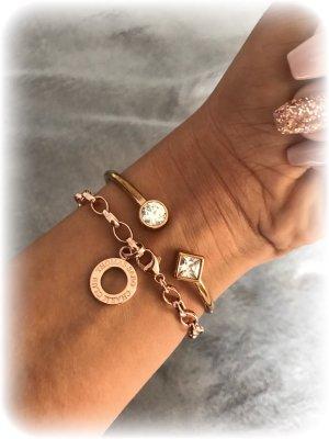 Thomas Sabo Armband, bracelet Charm, 750 Rosegold, X0031-415-12-M