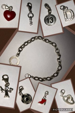 Thomas Sabo Armband + Charms