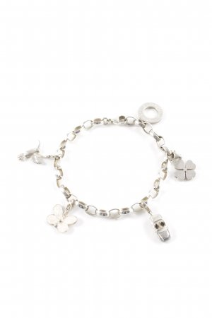 Thomas Sabo Pulsera color plata estilo «business»