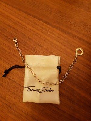 Thomas Sabo Bracciale charm argento Argento