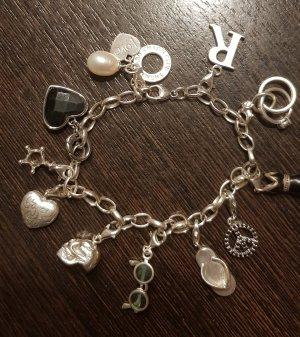 THOMAS SABO Armband mit 10 Charms