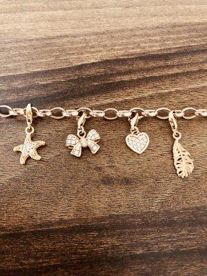 THOMAS SABO Armband mit Charms Rose Gold