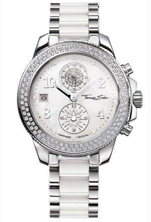 Thomas Sabo Analog Watch silver-colored