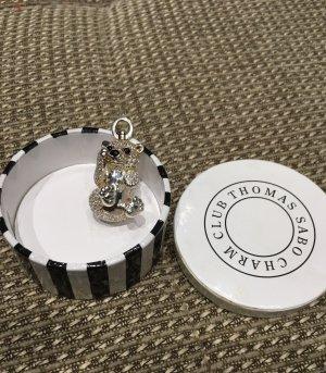 Thomas Sabo Pendant silver-colored-white real silver