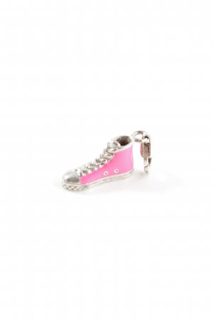 Thomas Sabo Ciondolo rosa-argento stile casual