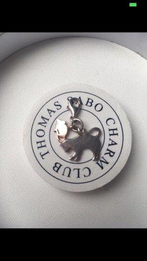 Thomas Sabo Ciondolo argento-bronzo