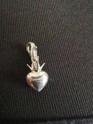 Thomas Sabo Charm Amourette Herz mit Krone (limitiert)